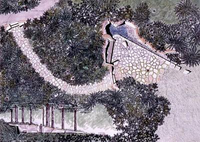 Shethar Memorial Garden