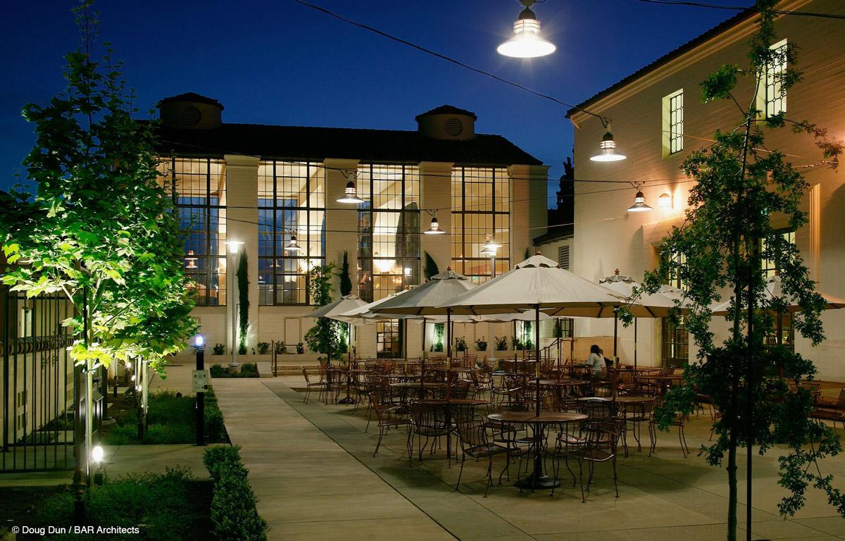 Clark Kerr Dining Facility