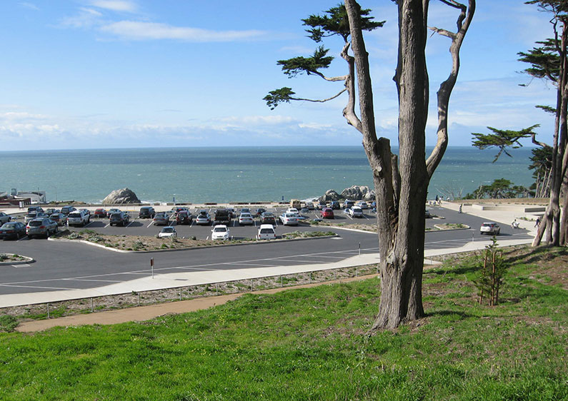 The Coastal Trail at Lands End