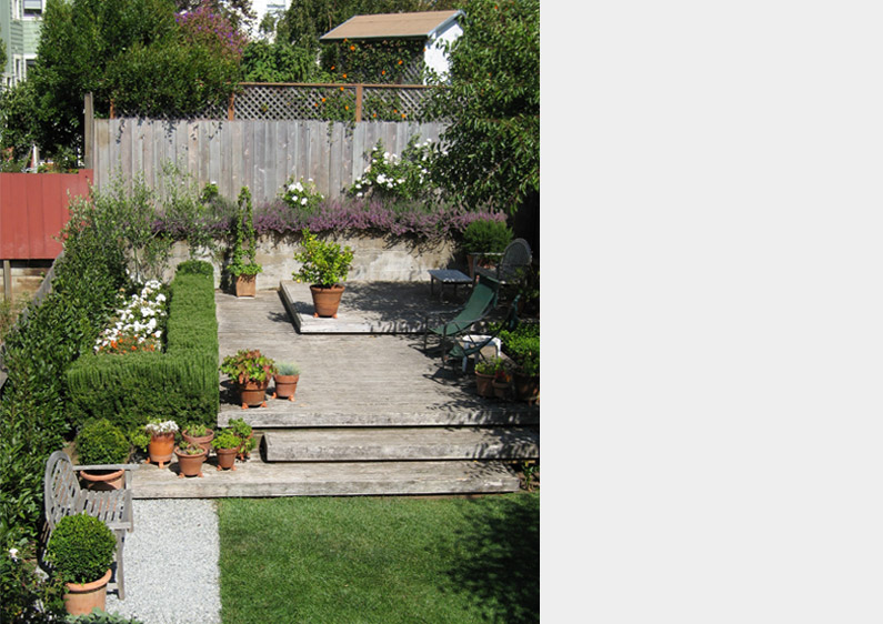 A Garden in Noe Valley