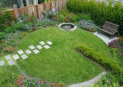 Garden in Potrero Hill
