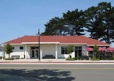 Presidio Transit Center