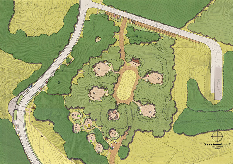 Rob Hill Campground Master Plan