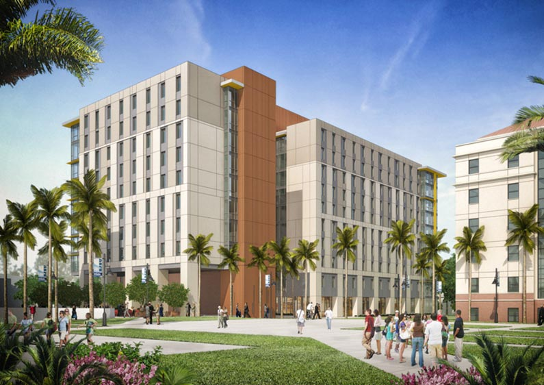 Campus Village Phase 2 Rendering