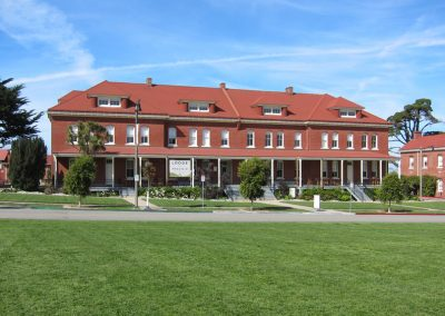 Lodge at the Presidio